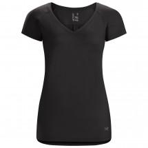 Arc'teryx - Women's Briden SS V-Neck - T-shirt