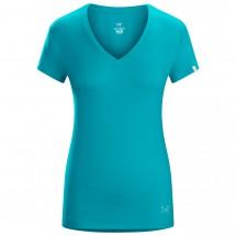 Arc'teryx - Women's Maple SS V-Neck - T-paidat
