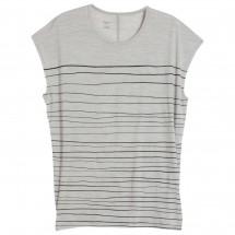 Icebreaker - Women's Aria Tunic Line Print - T-Shirt