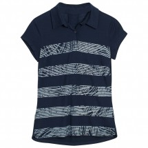 Icebreaker - Women's Sphere S/S Polo Palm Slice - Polo shirt