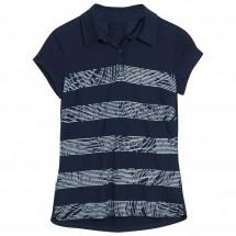 Icebreaker - Women's Sphere S/S Polo Palm Slice - Poloshirt