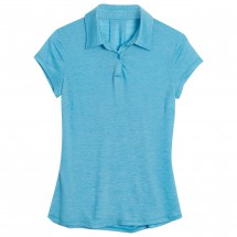 Icebreaker - Women's Sphere S/S Polo Stripe - Poolo-paita