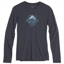 Icebreaker - Women's Tech Lite L/S Crewe Alpine Ridge