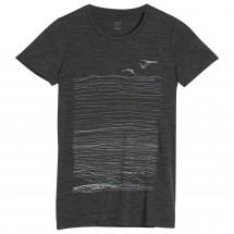 Icebreaker - Women's Tech Lite S/S Crewe Coast - T-shirt