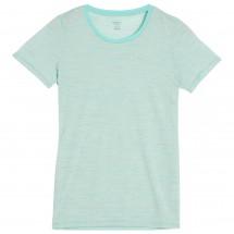 Icebreaker - Women's Tech Lite S/S Crewe Stripe - T-shirt