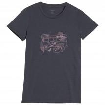 Icebreaker - Women's Tech Lite S/S Crewe Van Life - T-shirt
