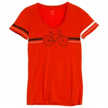 Icebreaker - Women's Tech Lite S/S Scoop Fixie - T-shirt