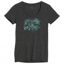 Icebreaker - Women's Tech Lite S/S Scoop Van Life - T-shirt