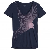 Icebreaker - Women's Tech Lite S/S V Flock - T-Shirt
