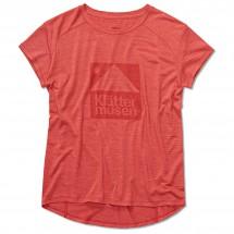 Klättermusen - Women's Eir Tee - T-skjorte
