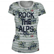 Alprausch - Women's Bluemlirock T-Shirt - T-shirt