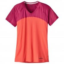 Patagonia - Women's S/S Windchaser Shirt - Juoksupaita