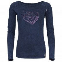 Chillaz - Women's L/S Bergamo Heart - Manches longues