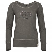 Chillaz - Women's L/S Tonsai Heart - Long-sleeve