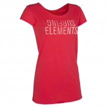 ION - Women's Tee S/S Surfing Elements - T-Shirt