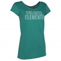 ION - Women's Tee S/S Surfing Elements - T-paidat