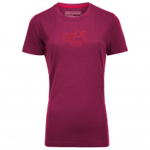 Ortovox - Women's Merino 185 Casual S/S - Merino underwear