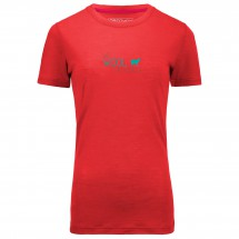 Ortovox - Women's Merino 150 World Print S/S - Merino-Shirt