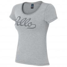 Odlo - Women's Alloy Logo T-Shirt S/S Crew Neck - T-paidat
