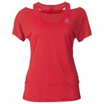 Odlo - Women's Hologram T-Shirt S/S 2-in-1 - Juoksupaita