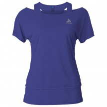 Odlo - Women's Hologram T-Shirt S/S 2-in-1 - Joggingshirt
