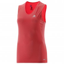 Salomon - Women's Trail Runner Sleeveless Tee - Running shir