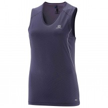Salomon - Women's Trail Runner Sleeveless Tee - Laufshirt