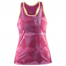 Craft - Women's Devotion Singlet - Juoksupaita