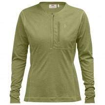 Fjällräven - Women's Abisko Vent Zip T-Shirt L/S