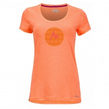 Marmot - Women's Post Time Tee S/S - Juoksupaita