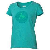 Marmot - Women's Post Time Tee S/S - Laufshirt