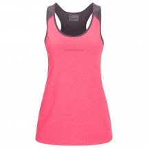 Peak Performance - Women's Blacklight Logo Tank - Tank