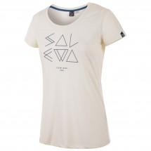 Salewa - Women's Fanes Minimal Dry S/S Tee - T-Shirt