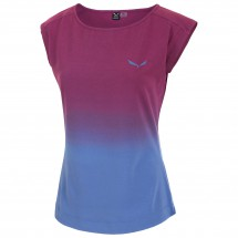 Salewa - Women's Frea Faded Cotton S/S Tee - T-paidat