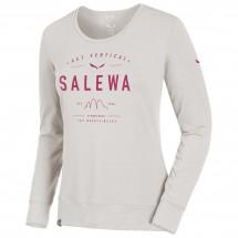 Salewa - Women's Puez Dri-Release L/S Tee - Manches longues