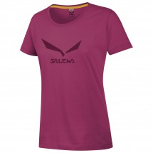 Salewa - Women's Solidlogo 2 Cotton S/S Tee - T-shirt