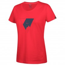 Salewa - Women's Triangle Cotton S/S Tee - T-Shirt
