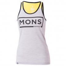 Mons Royale - Women's Racer Back Tank - Running shirt