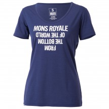 Mons Royale - Women's Scoop Tee - T-shirt