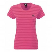 Mountain Equipment - Women's Groundup Stripe Tee - T-paidat