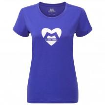 Mountain Equipment - Women's Groundup Tee - T-paidat