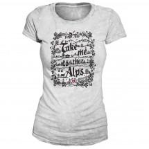 Alprausch - Women's Schärealp T-Shirt - T-shirt