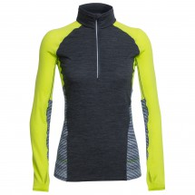 Icebreaker - Women's Comet L/S Half Zip Impulse - Joggingshi