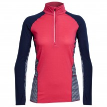 Icebreaker - Women's Comet L/S Half Zip Impulse - Running sh