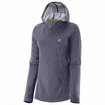 Salomon - Women's Elevate L/S Hoodie - T-shirt de running