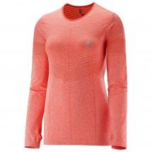 Salomon - Women's Elevate Seamless L/S Tee - T-shirt de runn