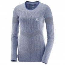 Salomon - Women's Elevate Seamless L/S Tee - Joggingshirt