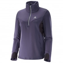 Salomon - Women's Trail Runner Warm Mid - Running shirt