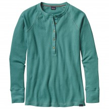 Patagonia - Women's Waffle Henley - Long-sleeve