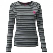 Moon Climbing - Women's Striped L/S - Long-sleeve